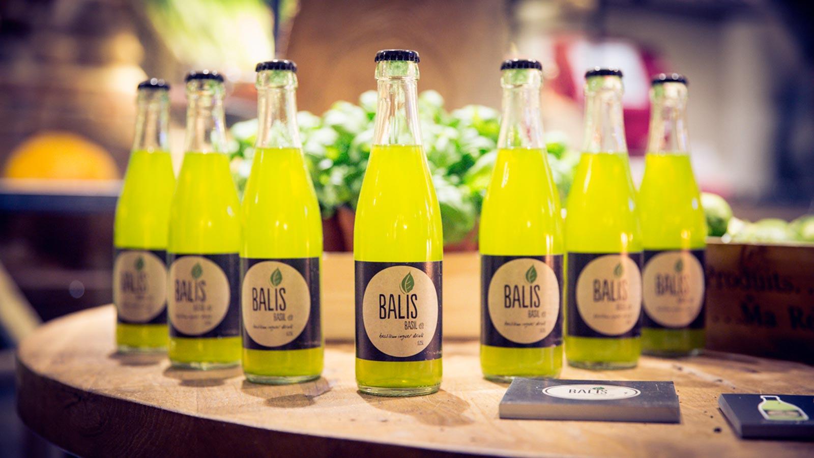BALIS Basil Produkt
